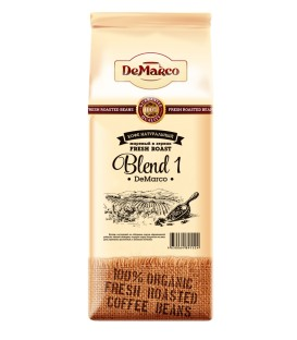 Кофе в зернах DeMarco Fresh Roast Blend 1